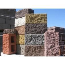 Установка бессер блоков на фундамент