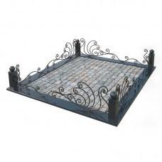 Кованая ограда 11