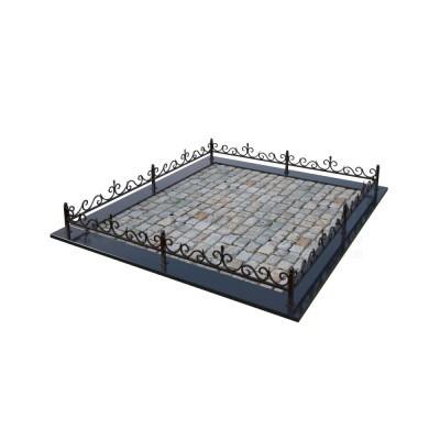 Кованая ограда 7