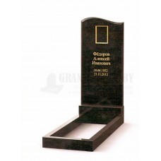 Памятник из Карельского гранита ПМ-3
