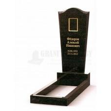 Памятник из Карельского гранита ПМ-5