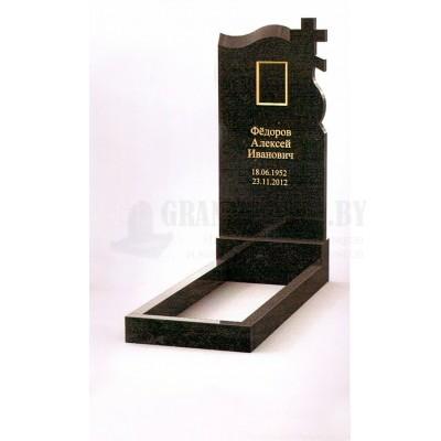 Памятник из Карельского гранита ПМ-18