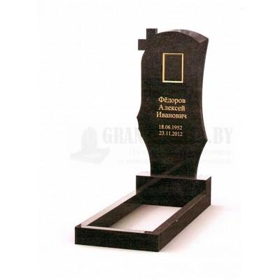 Памятник из Карельского гранита ПМ-16