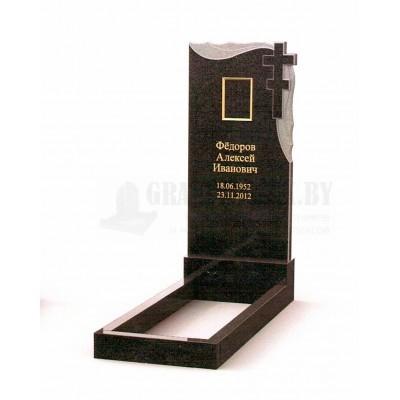 Памятник из Карельского гранита ПМ-17