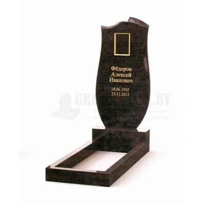 Памятник из Карельского гранита ПМ-8