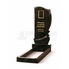Памятник из Карельского гранита ПМ-14