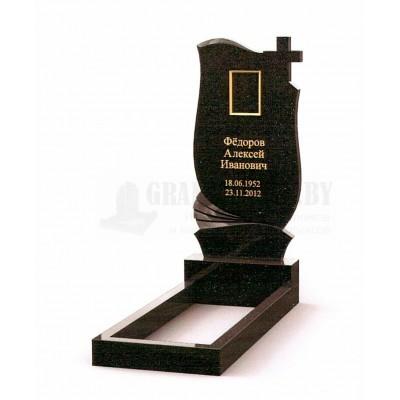 Памятник из Карельского гранита ПМ-15
