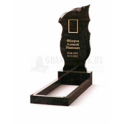 Памятник из Карельского гранита ПМ-13